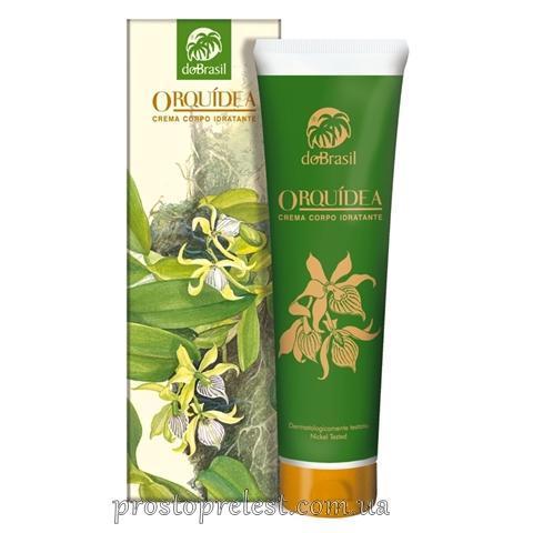 Dobrasil orquidea crema corpo idratante - Парфюмированный увлажняющий крем для тела орхидея