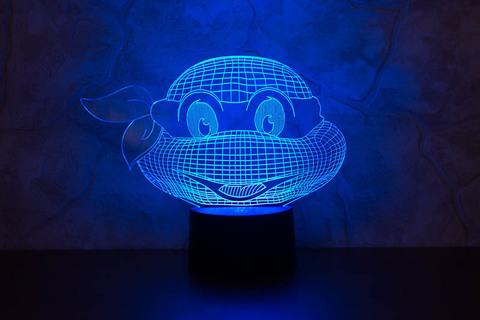 Лампа Черепашка-ниндзя