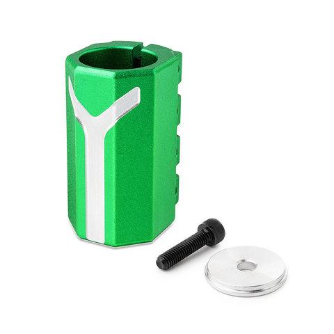 Зажим (хомут) Фокс про зеленый