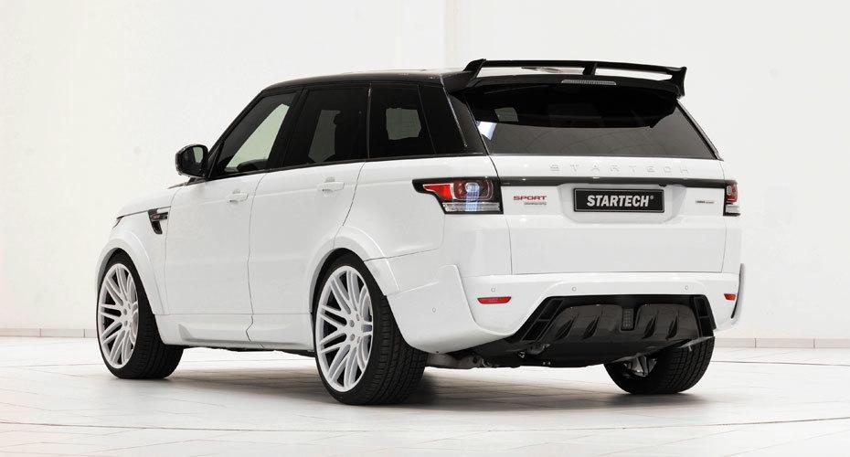 Обвес Startech Widebody для Range Rover Sport 2014+ Копия