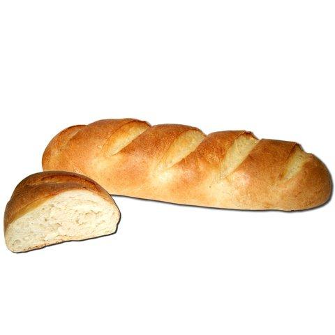 Белый хлеб Батон Формовой любимый Пекарня Дон Батон 0,45кг