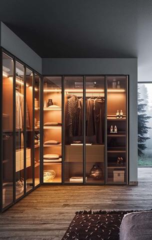 Шкаф с распашными дверьми Milano Pianca