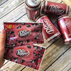 Jelly Belly Dr Pepper Джелли Белли со вкусом Доктор Пеппер 28 гр