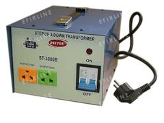 Конвертер Dayton ST-3000W 110V<>220V