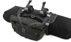 Велосумка на руль Acepac Bar bag Black - 2