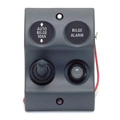 Панель управления помпой со светодиодной сигнализацией