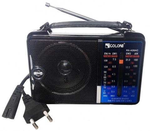 Радио GOLON RX-A06 AC