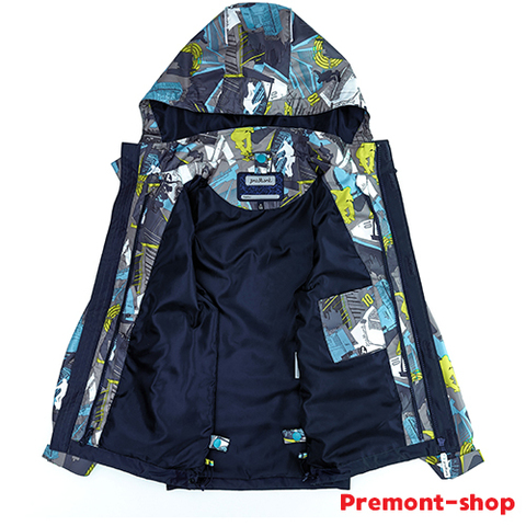 Утепленная куртка Premont Парк Миллениум SP92601