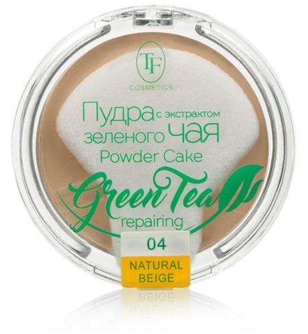 TF Пудра компактная с экстрактом зеленого чая тон 04  ТР-16