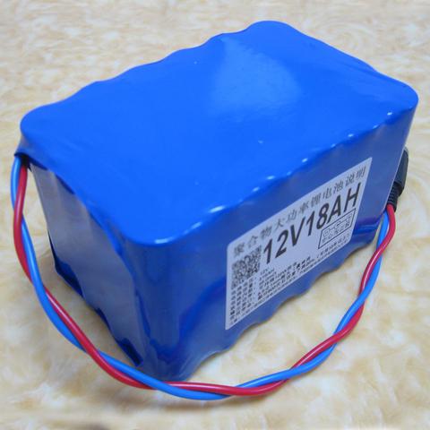 Аккумулятор литий-ионный 12V