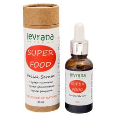 Levrana, Cыворотка для лица SUPER FOOD, 30мл