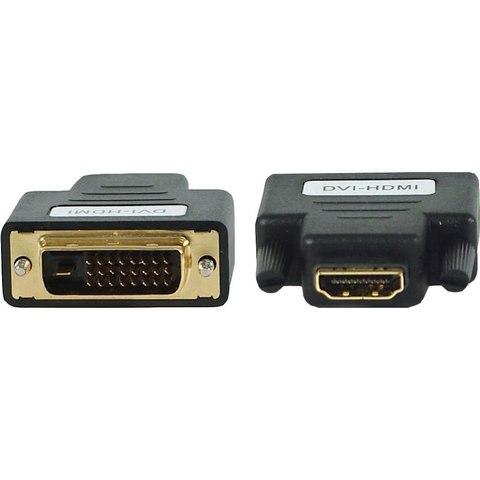 Переходник DVI-D папа - HDMI мама