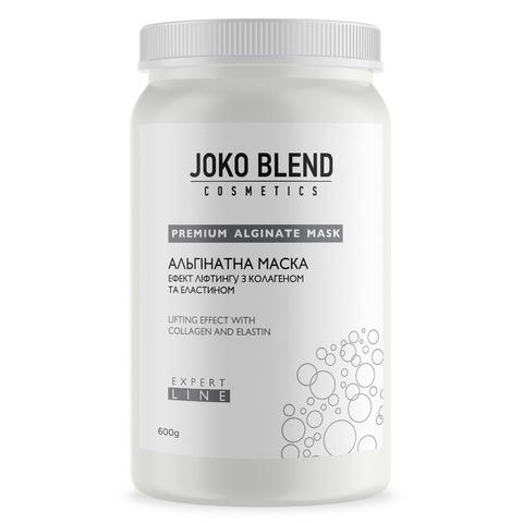 Альгінатна маска ефект ліфтингу з колагеном і еластином Joko Blend 600 г (1)