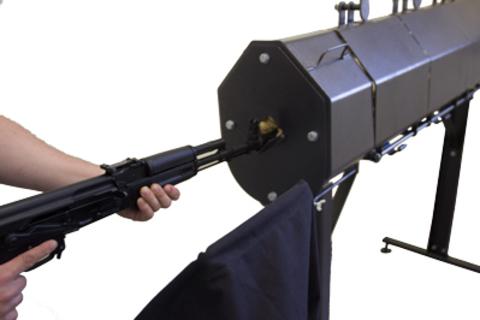 Устройство для улавливания пуль