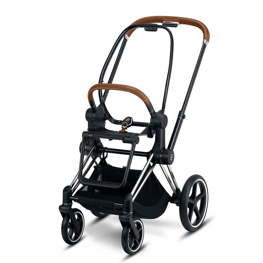 Цвета шасси PRIAM III Шасси Cybex Priam Frame Chrome cybex-priam-frame-chrome-brown.jpg