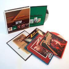 ZZ TOP: Original Album Series (Rio Grande Mud / Tres Hombres / Fandango / Deguello / Eliminator)