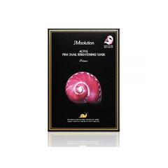 JMsolution - Тканевая маска премиум класса с муцином улитки