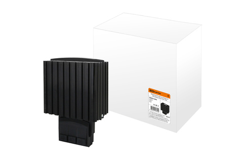 Обогреватель для установки на DIN-рейку 230В 45Вт TDM