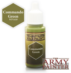 War Paints: Commando Green