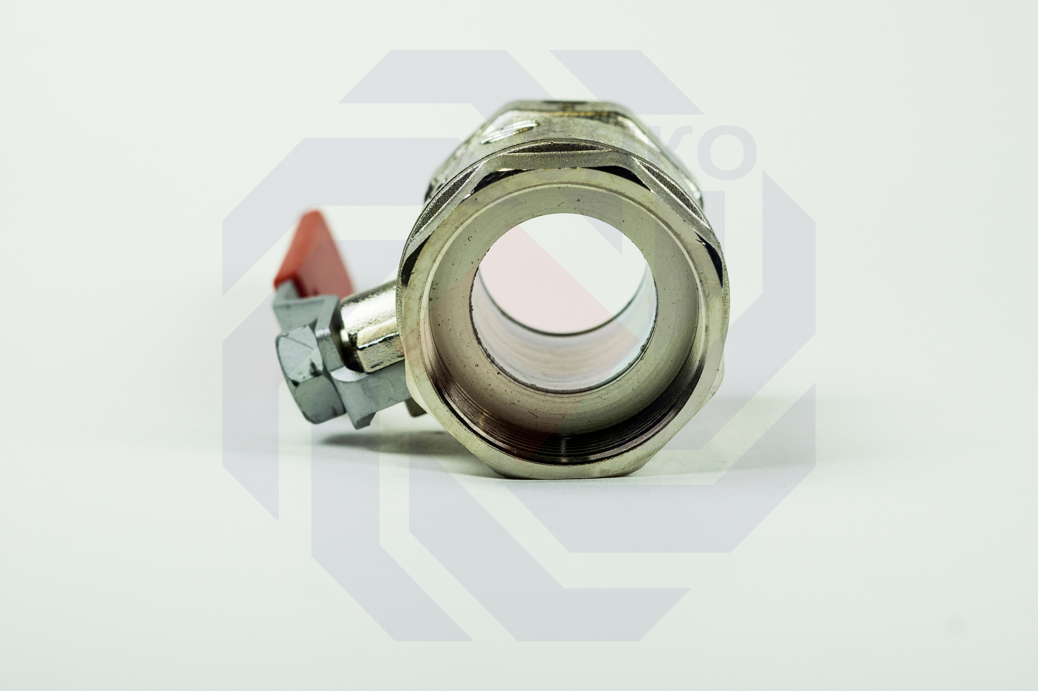 Кран шаровой с ВР/ВР резьбой ARCO NILE 2