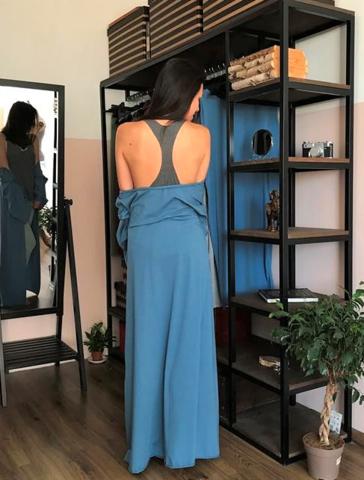Накидка кимоно Сати женское для медитации
