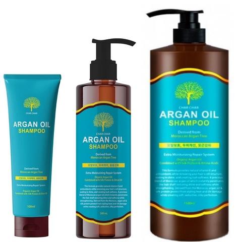 EVAS Char Char Шампунь для волос АРГАНОВЫЙ Argan Oil Shampoo
