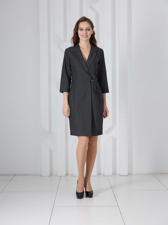 Платье plt-51767f/антрацит
