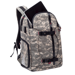 Рюкзак с отделением для фотоаппарата NEST Hiker 100 (Camo)