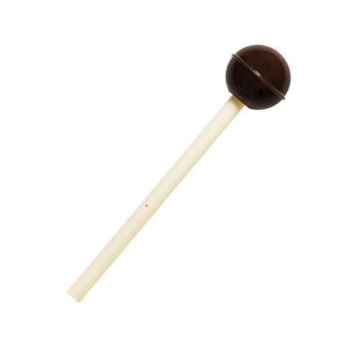 """Ручка гелевая черная """"Чупа-Чупс"""" (коричневый)"""