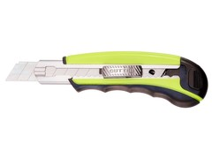Нож A511/181 с лезвием 18 мм + лезвия 8 шт