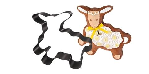Форма для выпечки Tescoma DELICIA Пасхальная овечка