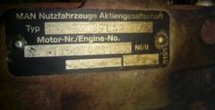 Блок цилиндров МАН ТГЛ MAN  51011006053