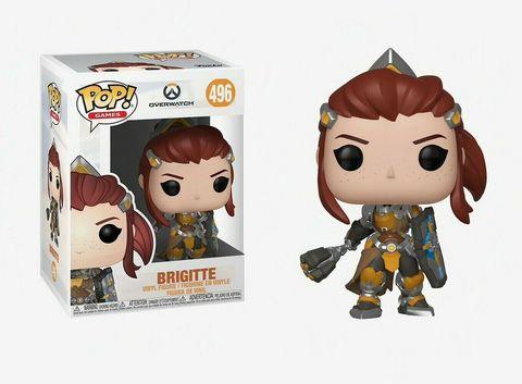 POP Games: Overwatch S5- Brigitte