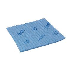 Салфетка хозяйственная Vileda Professional Бризи микроволокно/вискоза/прочие 36x35 см синяя (арт. производителя 145102)