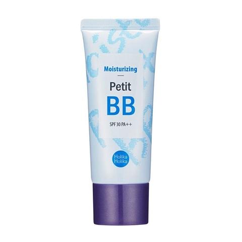 Holika Holika Petit BB Moisture Cream увлажняющий ВВ-крем для нормальной и сухой кожи