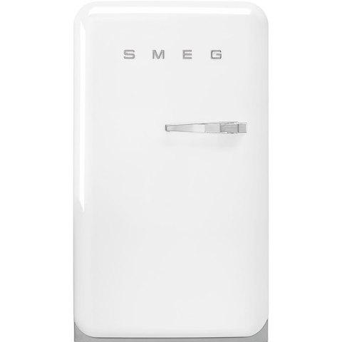 Компактный холодильник Smeg FAB10LWH5