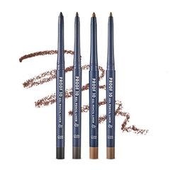 Карандаши для подводки глаз ETUDE HOUSE Proof 10 Gel Pencil Liner 0.3g