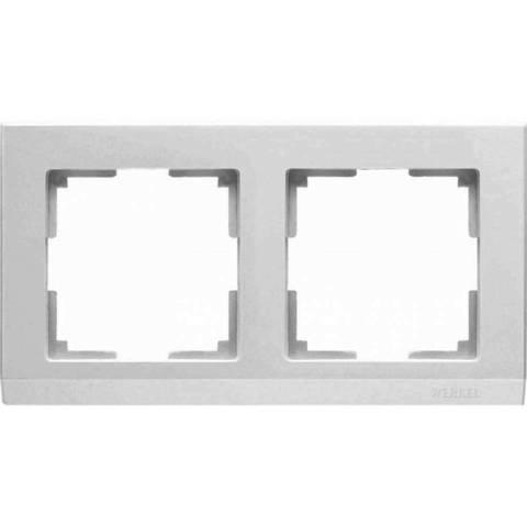 Werkel Рамка W0021801 (WL04-Frame-02) белый