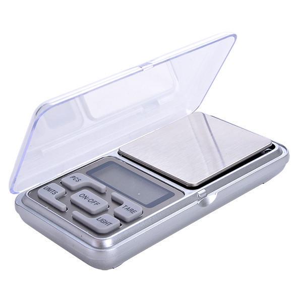 Электронные весы, карманные с точностью 0,01 г, максимальный вес - 100 г