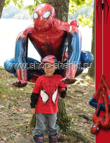 ходячий человек паук