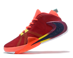 Nike Zoom Freak 1 PE 'Red/Orange/Black'
