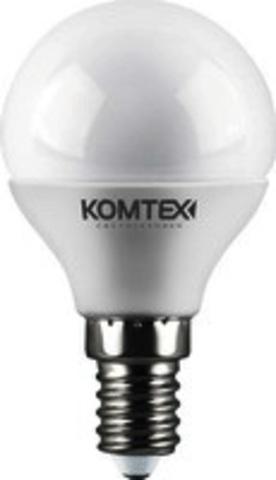 КОМТЕХ Лампа СДЛ-Ш45-3-220-830-220-E14 (шарик)