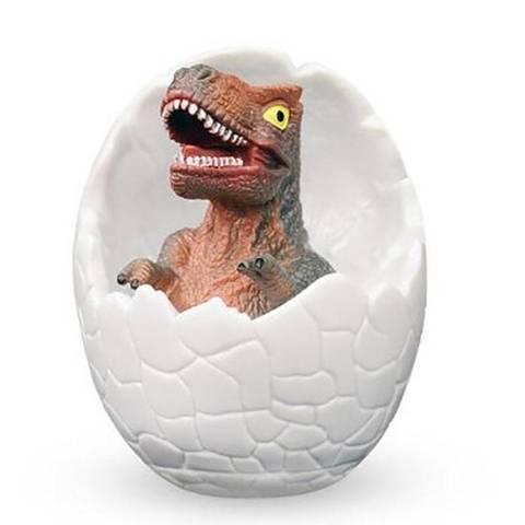 Светильник - ночник Динозаврик в яйце Тиранозавр