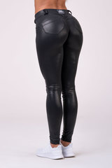 Брюки NEBBIA Bubble Butt pants 539 Black Widow