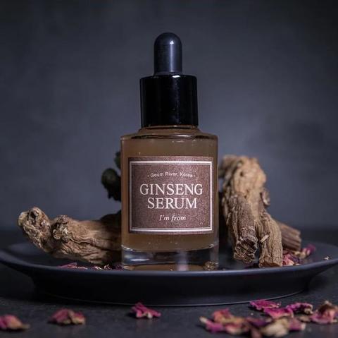 Антивозрастная сыворотка с женьшенем, 30 мл / I'm From Ginseng Serum