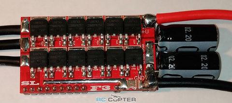 ESC регулятор UNIVERSAL F3 2N2N SL50A + bluetooth + программатор