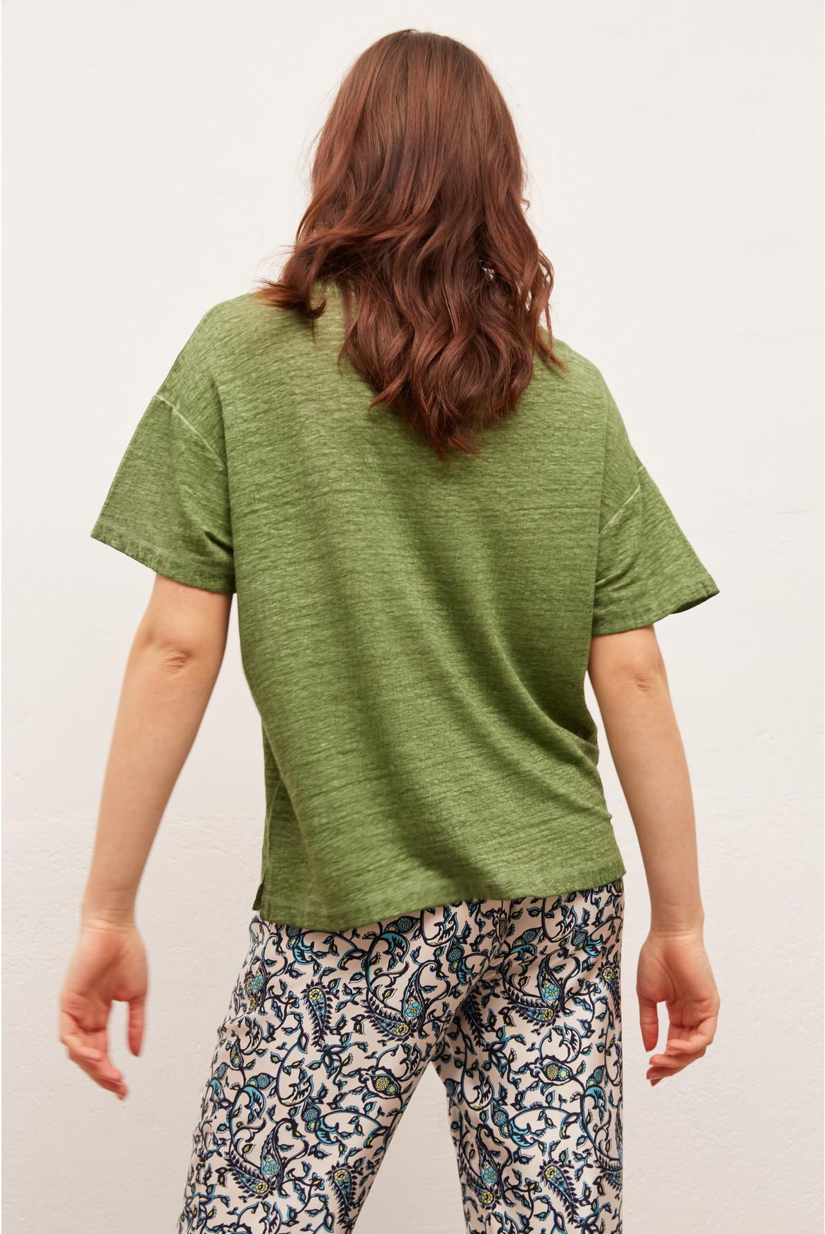 JULIA - Льняная футболка