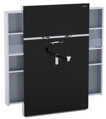 Сантехнический модуль для раковины Geberit Monolith 131.050.SQ.1 фото