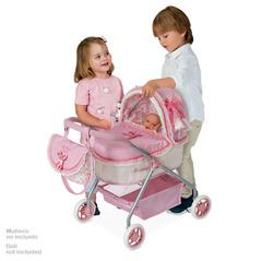DeCuevas Коляска для куклы с сумкой серии
