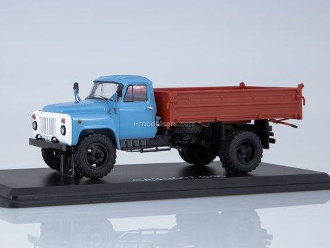 GAZ-53 SAZ-3507 (53) dump truck 1:43 Start Scale Models (SSM)